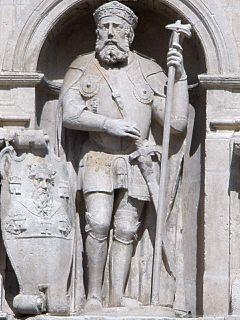 Diego Rodríguez Porcelos Spanish noble