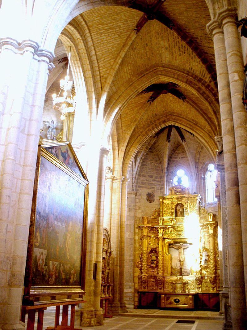 Burgos - San Esteban, interior 15.JPG