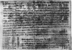 Burgred of Mercia - A charter of Burgred's dated 869