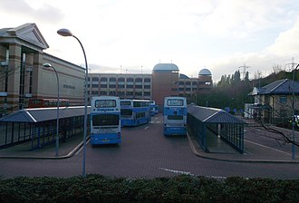 Lakeside Shopping Centre - Lakeside bus station