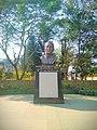 Bust of John Berry White at Assam Medical College, Dibrugarh.jpg