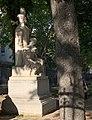 Buste de Félix Mangini - jardin de la préfecture du Rhône (Lyon).jpg