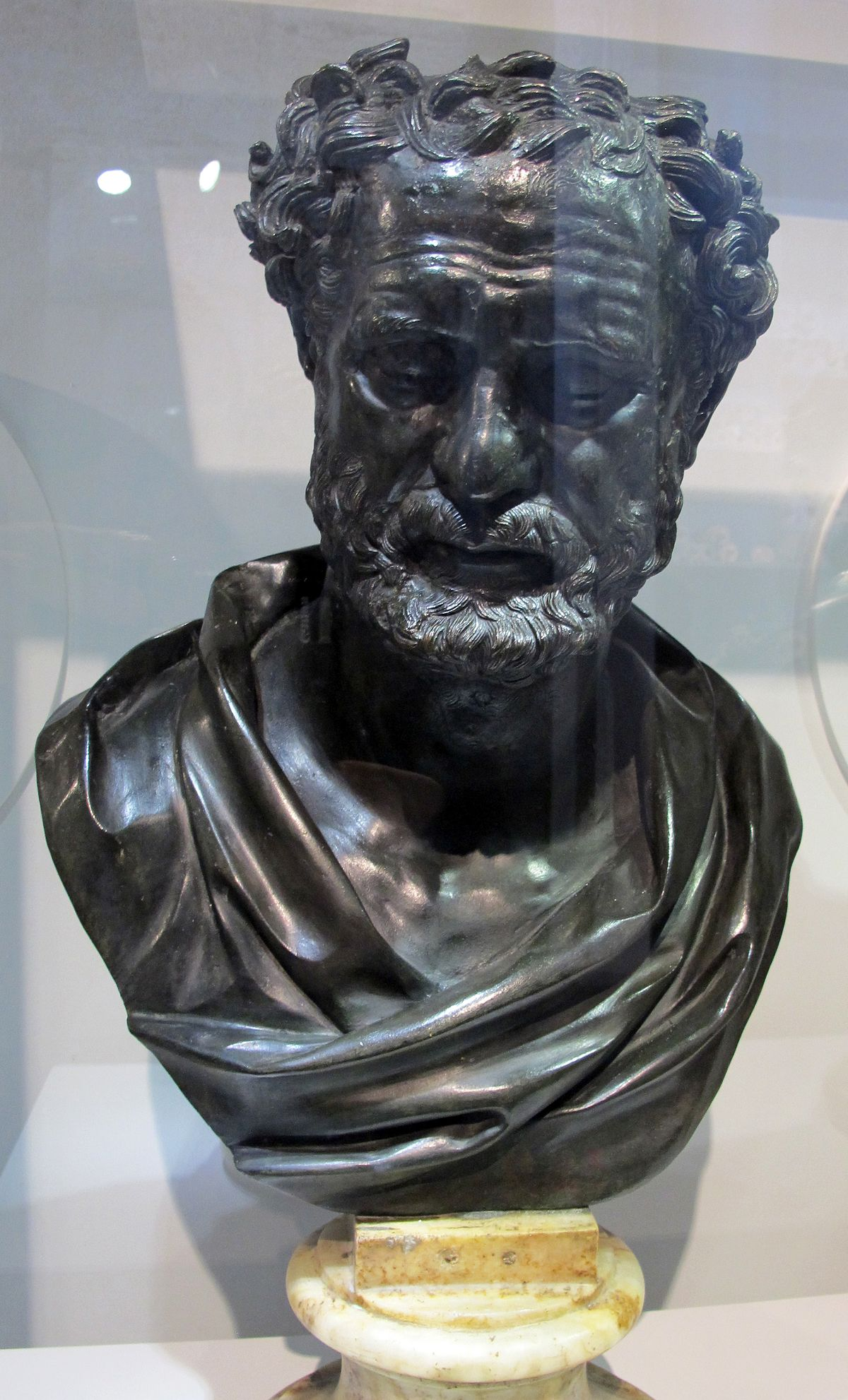 heraclitus permenades Parmenides poses a fundamental philosophical challenge to all naturalistic inquiry when he denies while heraclitus insisted that there is an underlying order to the changing world parmenides of elea formulated a powerful objection coursera provides universal access to the world.