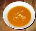 Butternut squash soup (5171665819).jpg