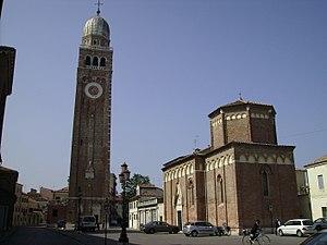 Chioggia Cathedral - Image: C.PO DUOMO