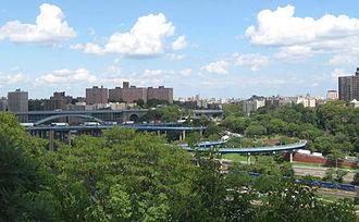 Cross Bronx Expressway - Deegan interchange