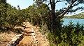 CHODNÍK POPRI JAZERE - SIDEWALK PAST THE LAKE - panoramio.jpg