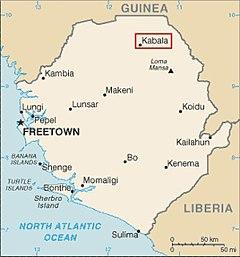 Kabala Sierra Leone Wikipedia