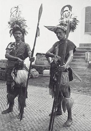 Kisar - Kisar warriors.