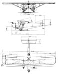 CPA 1 3-view L'Aéronautique May,1926.png