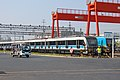 CRT5 and QDM1 trains at CRRC Qingdao Sifang factory (20191003131126).jpg