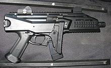 CZ Scorpion Evo 3 - Wikipedia
