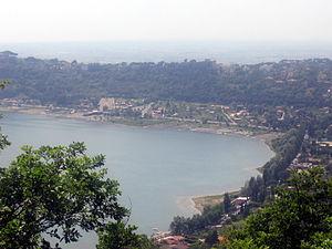 Castel Gandolfo e Lago di Albano, Lazio