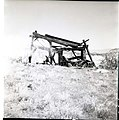Cable Mountain headworks and remains of cable device. ; ZION Museum and Archives Image 005 04 002 ; ZION 9184 (15c206ed1b7f4f729208836134e087f9).jpg