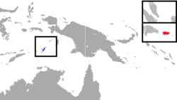 Cacatua goffiniana range map.png