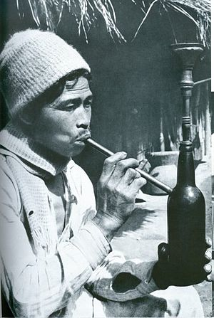 Khasi people - A Khasi man