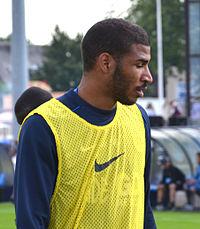 Caen - Rennes 20140709 - Jordan Adéoti.JPG