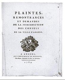 Generalstande Von 1789 Wikipedia