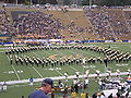 Cal Band performing pregame at EWU at Cal 2009-09-12 8.JPG