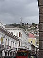 Calle García Moreno, Quito, Trolleybus, pic.aa1.jpg
