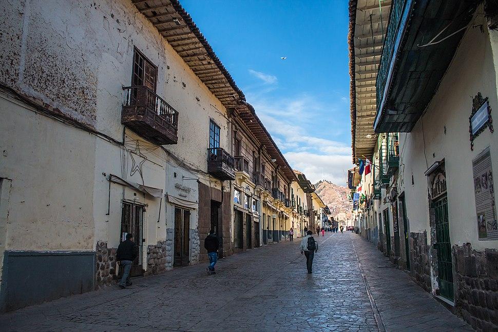 Calle Marqués - Cusco