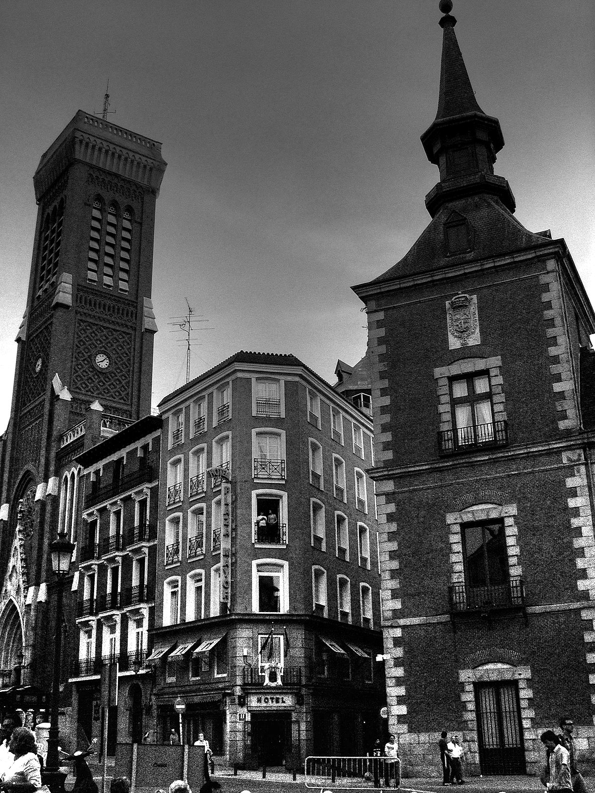 Calle de atocha wikipedia la enciclopedia libre for Hoteles en la calle prado de madrid