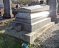 Cambrai - Cimetière de la Porte Notre-Dame, sépulture remarquable n° 29, Georges Desjardins, maire de Cambrai (01).JPG