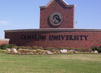 Lawton, Oklahoma - Cameron University