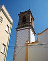 Campanar de l'església de la Nativitat del Senyor d'Orba.JPG