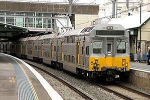 UGL Rail - Sydney Trains C Set
