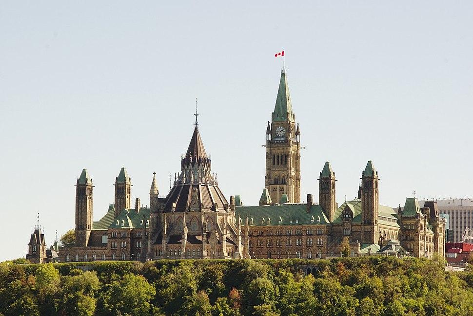 Canada ottawa parliament monument landscape-1051590