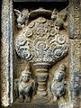 Candi Prambanan - 078 Kalpataru and Kinnara, Brahma Temple (12042680586).jpg