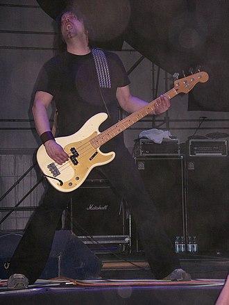 Epicus Doomicus Metallicus - Leif Edling (pictured) wrote all the original songs for Epicus Doomicus Metallicus.