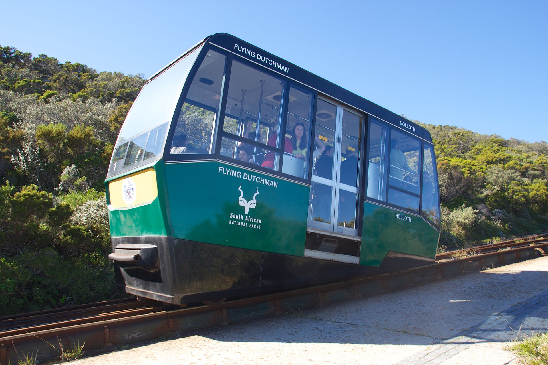Flying Dutchman Funicular Wikipedia
