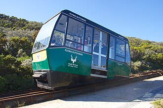 Flying Dutchman Funicular - Image: Cape Point 2014 29
