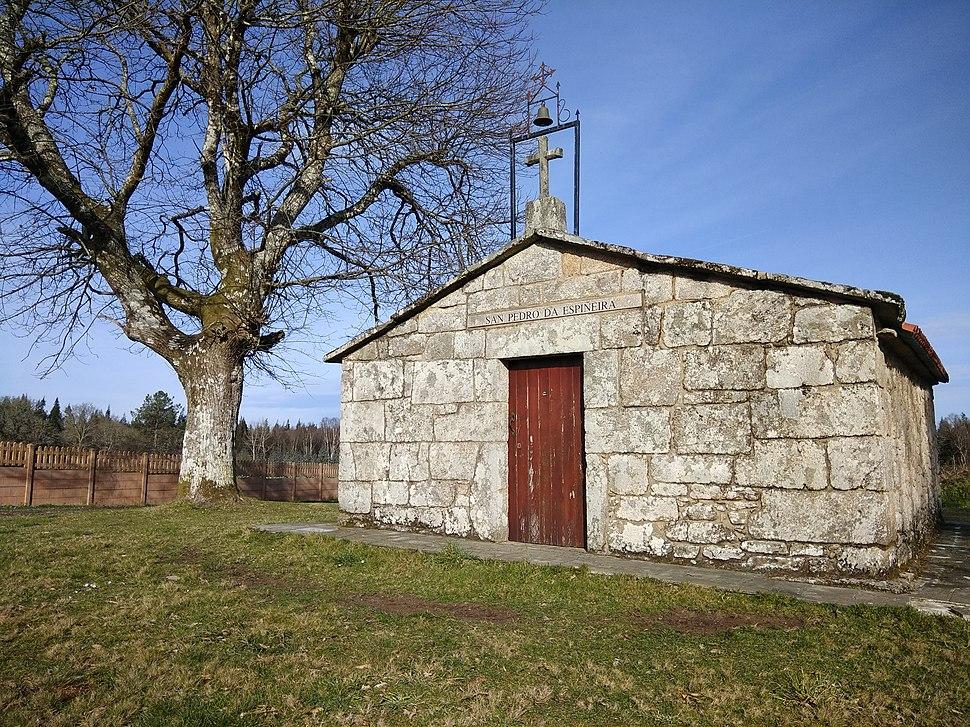 Capela da Espiñeira.