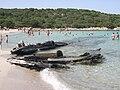 Caprera La spiaggia del relitto - panoramio.jpg