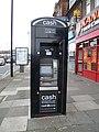 Cardtronics CashZone ATM, Green Lanes, London.JPG