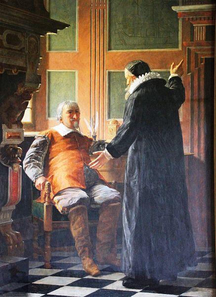 File:Carl Chr Andersen Ole Vind preaches to Christian IVIMG 5830.jpg