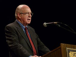 Carl Kasell - Kasell speaking in Nashville, Tennessee, in 2009