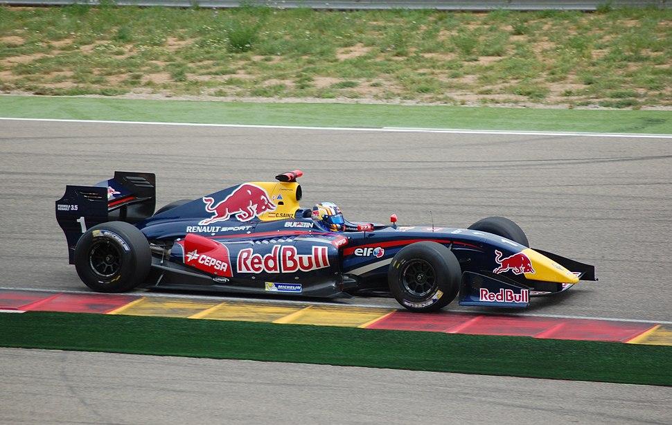 Carlos Sainz Jr en Motorland