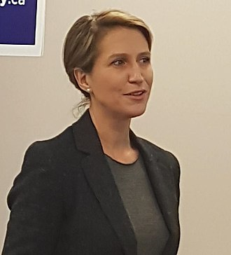 Attorney General of Ontario - Image: Caroline Mulroney Leadership 2018 (cropped)