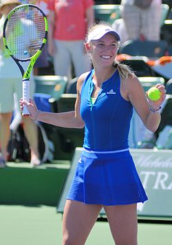 Image illustrative de l'article Caroline Wozniacki