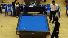 Carom billiards