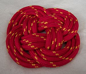 Carrick mat - Carrick mat made with three passes