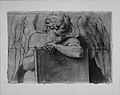 Cartoon Fragment for Adolescent Angel Leaning on a Tablet or Closed Book MET MM88429.jpg