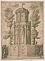 Caryatid fountain, Melchior Lorck, 1563.jpg