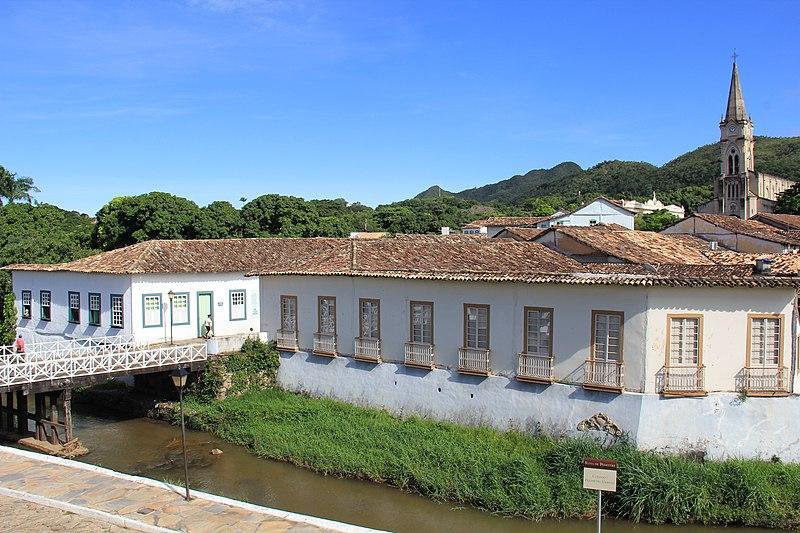 Patrimônio Cultural da Humanidade no Brasil em Goiás