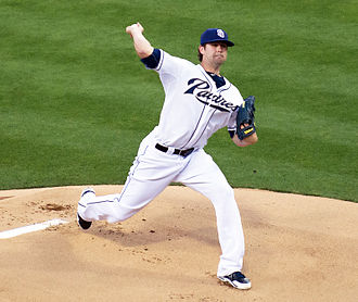 Casey Kelly - Kelly's first game in the Major Leagues in 2012