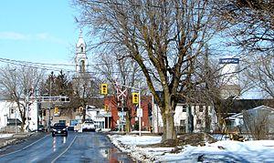 Casselman, Ontario - Image: Casselman ON